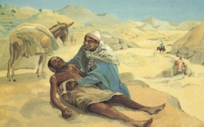 Preparing Our Hearts: The Good Samaritan