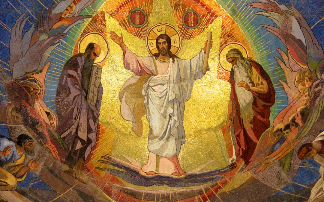 Preparing for Worship: The Transfiguration